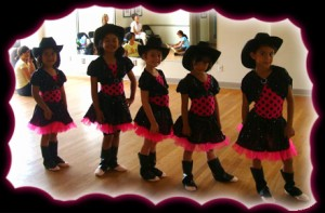 Dance lessons for children at Rants Ballrrom company