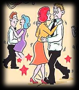 dance partner etiquette